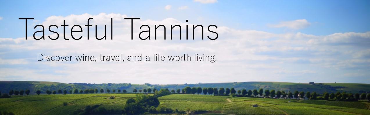 Tasteful Tannins